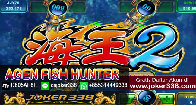Agen Fish Hunter Indonesia